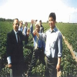 On-Farm Irrigation Project (Study Tour-2)